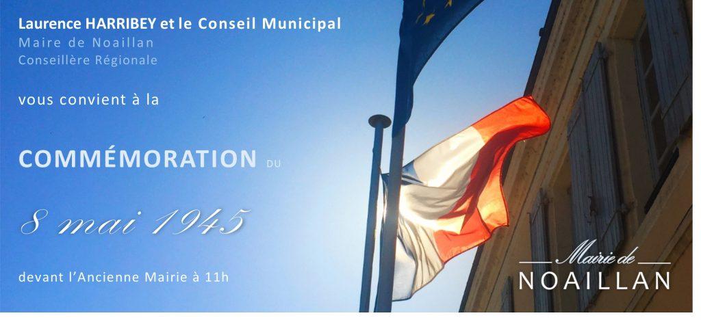 Commémoration du 8 mai 1945 @ Ancienne mairie