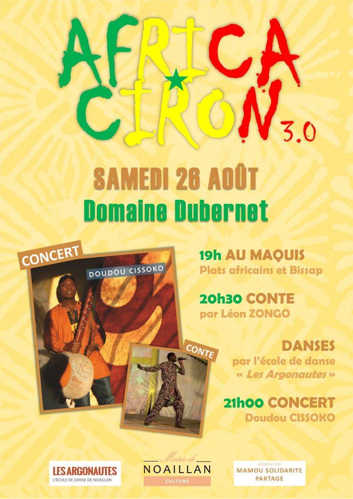 Africa Ciron 3.0 @ Domaine Dubernet