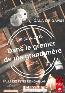 Gala -Argonautes @ Salle des fêtes  | Noaillan | Nouvelle-Aquitaine | France