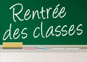 Rentrée des classes 2018 / 2019 @ Ecole de Noaillan  | Noaillan | Nouvelle-Aquitaine | France