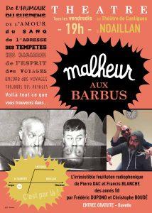 Rentrée Compagnons Comédiens @ Théâtre de Castigues  | Noaillan | Nouvelle-Aquitaine | France