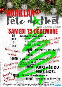 Journée de Noël @ Place du Général Leclerc  | Noaillan | Nouvelle-Aquitaine | France