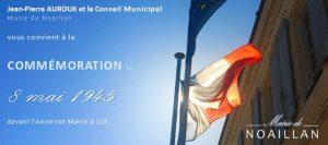 Commémoration du 8 mai 1945 @ Ancienne mairie  | Noaillan | Nouvelle-Aquitaine | France