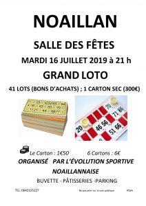 Grand loto - ESN @ Salle des fêtes