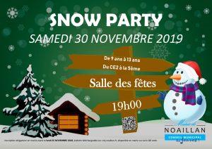 Snow Party ! - CMJ @ Salle des fêtes