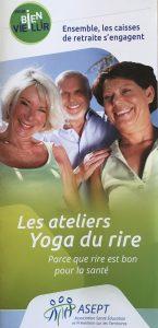 Yoga du rire @ Salle du Conseil