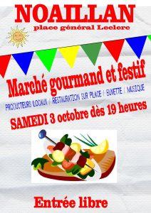 Marché Gourmand @ Place du Général Leclerc