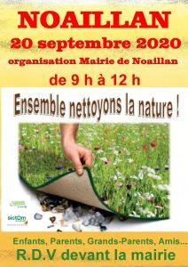 Nettoyons la Nature @ Place du Général Leclerc